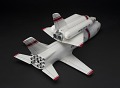 View Model, Space Shuttle,Grumman/Boeing H-33 2-Stage Parially-Reusable Concept 1:192 digital asset number 2