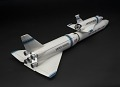 View Model, Space Shuttle,Grumman/Boeing 2-Stage F-1 Flyback Booster Concept, 1:192 digital asset number 2