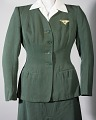 View Coat, Flight Attendant, Colonial Airlines digital asset number 0