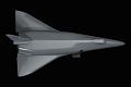 View Model, Space Shuttle, Delta-Wing High Cross-Range Orbiter Concept digital asset number 0