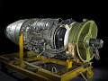 View Wright (Armstrong Siddeley) Sapphire J65-W-16A Turbojet Engine digital asset number 0