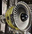 View General Electric CF6-6 Turbofan Engine, Cutaway digital asset number 0