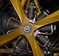 View Le Rhone Model C 9 Cylinder Rotary Engine, Cutaway digital asset number 0