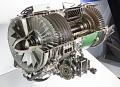 View General Electric J85-GE-17A Turbojet Engine, Cutaway digital asset number 0