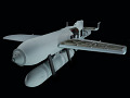 View Missile, Air-to-Surface, Henschel Hs 293 A-1 digital asset number 0