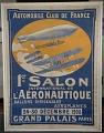 View 1er Salon International de l'Aéronautique digital asset number 0