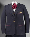 View Jacket, Flight Attendant, Republic Airlines digital asset number 0