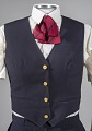 View Vest, Flight Attendant, Republic Airlines digital asset number 0