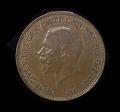 View Coin, George V Penny, United Kingdom, Lindbergh digital asset number 0