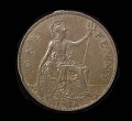 View Coin, George V Penny, United Kingdom, Lindbergh digital asset number 2