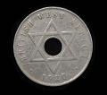 View Coin, George V Penny, British West Africa, Lindbergh digital asset number 0