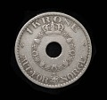 View Coin, 1 Krona, Norway, Lindbergh digital asset number 0