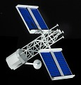 View Model, Space Station, Dual Keel, Companion Free-FLyer digital asset number 0