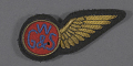 View Badge, Flight Attendant, Great Western & Southern Airlines digital asset number 0