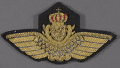 View Badge, Aviator, Royal Norwegian Navy digital asset number 0