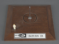 View Stand, Model, Rocket, Saturn IB, 1:48 digital asset number 2