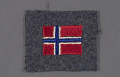 View Insignia, Enlistedman, Royal Norwegian Air Force digital asset number 0