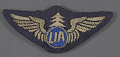 View Badge, First Officer Pilot, Libya International Airlines digital asset number 0