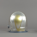 View Helmet, Anders, Apollo 8, Serial # 061 digital asset number 4