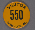 View Badge, Identification, Breeze Corporation Inc. digital asset number 0