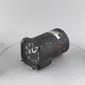 View Sensitive Altimeter, Bendix Aviation Corp., Pioneer Instrument Division digital asset number 0