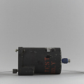 View Sensitive Altimeter, Bendix Aviation Corp., Pioneer Instrument Division digital asset number 3