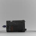 View Sensitive Altimeter, Bendix Aviation Corp., Pioneer Instrument Division digital asset number 6