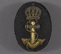 View Badge, Cap, Petty Officer, Royal Norwegian Navy digital asset number 0