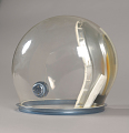 View Helmet, Pressure Bubble, Lovell, Apollo 8, Flown digital asset number 1
