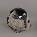 View Helmet, Flying, Type HGU-84/P, United States Marine Corps digital asset number 9