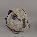 View Helmet, Flying, Type HGU-84/P, United States Marine Corps digital asset number 12