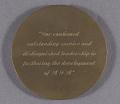 View Medal, Air Force Association Medal of Merit, James H. Doolittle digital asset number 2