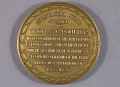 View Medal, National Geographic Society Special Gold Medal, Thomas C. Poulter digital asset number 2