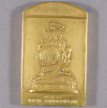 View Medal, Curtiss Marine Flying Trophy Medal, Martin Hydroplane 1915 digital asset number 0