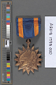 View Medal, Air Medal, United States Army Air Forces, Thomas Weems digital asset number 1