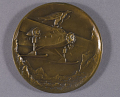 View Medal, Aeronautical Chamber of Commerce Medal, Adm. Richard Byrd digital asset number 0