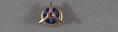 View Pin, Lapel, Pilot's 25 Year Service, Transcontinental & Western Air Inc. (TWA) digital asset number 0