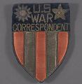View Insignia, China-Burma-India (CBI), U.S. War Correspondent digital asset number 0
