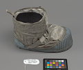 View Boot, Right, Lunar Overshoe, Cernan, Apollo 17, Flown digital asset number 11