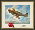 """View Curtiss P-40-F """"Warhawk"""" U.S. Army - Pursuit digital asset number 1"""