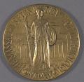 View Medal, William B. Rogers Massachusetts Institute of Technology Medal digital asset number 0