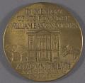 View Medal, William B. Rogers Massachusetts Institute of Technology Medal digital asset number 2