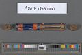 View Ribbon Bar, Air Medal and Distinguished Service Cross digital asset number 2