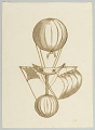 View Balloon with Gondola and Sails digital asset number 0