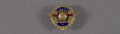 View Pin, Lapel, 5 Years Service, Wright Aeronautical Corp. digital asset number 0