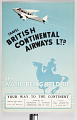 View Travel British Continental Airways Ltd and Avoid Being Held Up digital asset number 0