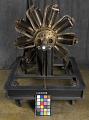 View Le Rhone Model JB, 9 Cylinder, Rotary Engine digital asset number 0