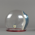 View Helmet, Pressure Bubble, Bean, Apollo 12 digital asset number 3