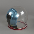View Helmet, Pressure Bubble, Bean, Apollo 12 digital asset number 6