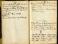 View Autograph Book and Diary of Zenos R. Miller (Diary 1) digital asset number 1